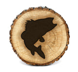 Wood BurnStencil™ - Freshwater Fish 3 Pack