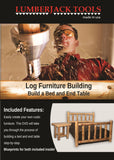 Log Furniture Building - Build a Bed and End Table DVD