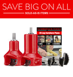 Sold as-is Home Series Starter Kit - tenon cutters