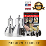 Industrial Series Starter Kit - Premium Tenon Cutters