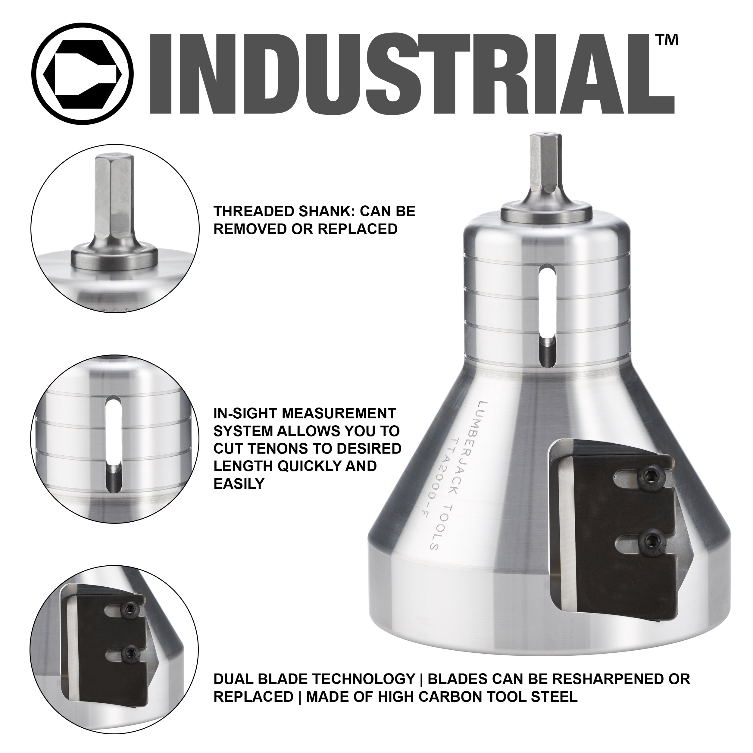 "1"" & 2"" Industrial Starter Kit - ISK2N"