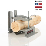 "Log Lock XL - fits up to 8"" in diameter logs!"