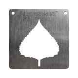 BurnStencil™ - Leaf (Cottonwood)
