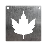 BurnStencil™ - Leaf (Red Maple)