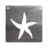 BurnStencil™ - Starfish