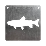 BurnStencil™ Mini Fish 4 Pack