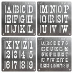BurnStencil™ Kit - All Text