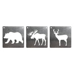 BurnStencil™ - Big Game 3 Pack