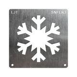 BurnStencil™ Mini Winter Holiday 4 Pack