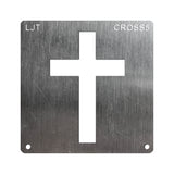 BurnStencil™ - Cross