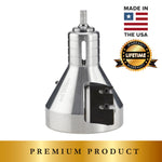 "1-1/2"" Industrial Series USA made premium tenon cutter"