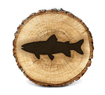 BurnStencil™ - Freshwater Fish 3 Pack