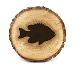 Wood BurnStencil™ - Fish