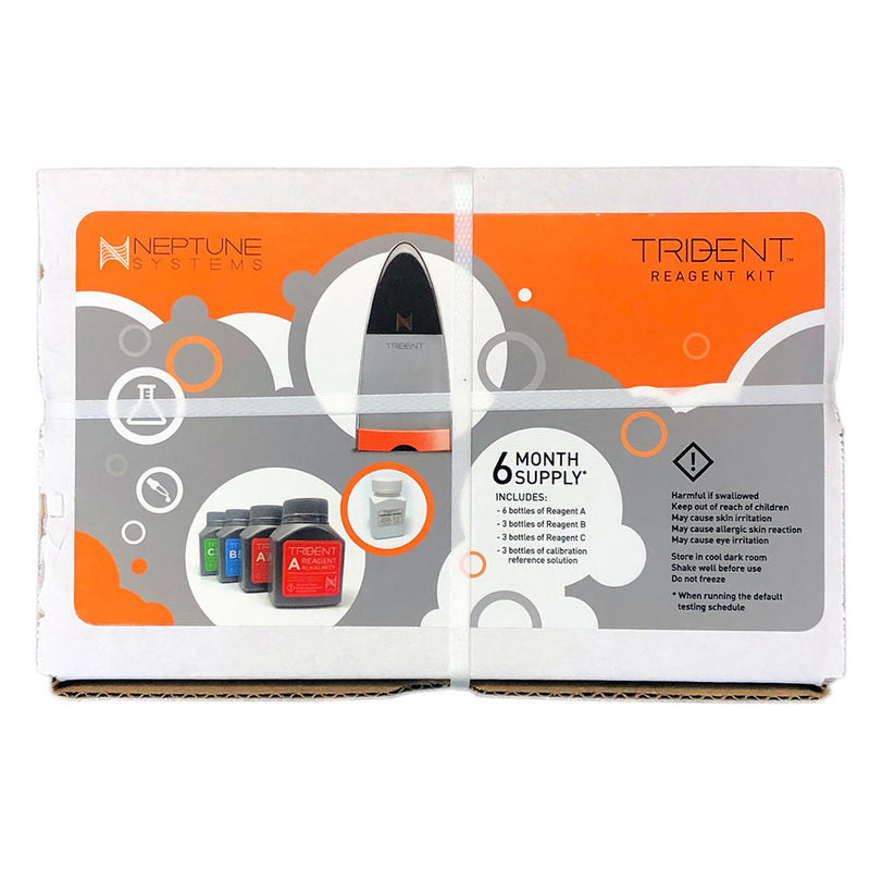 NEPTUNE SYSTEMS APEX TRIDENT REAGENT SUPPLY KIT 6 MONTH