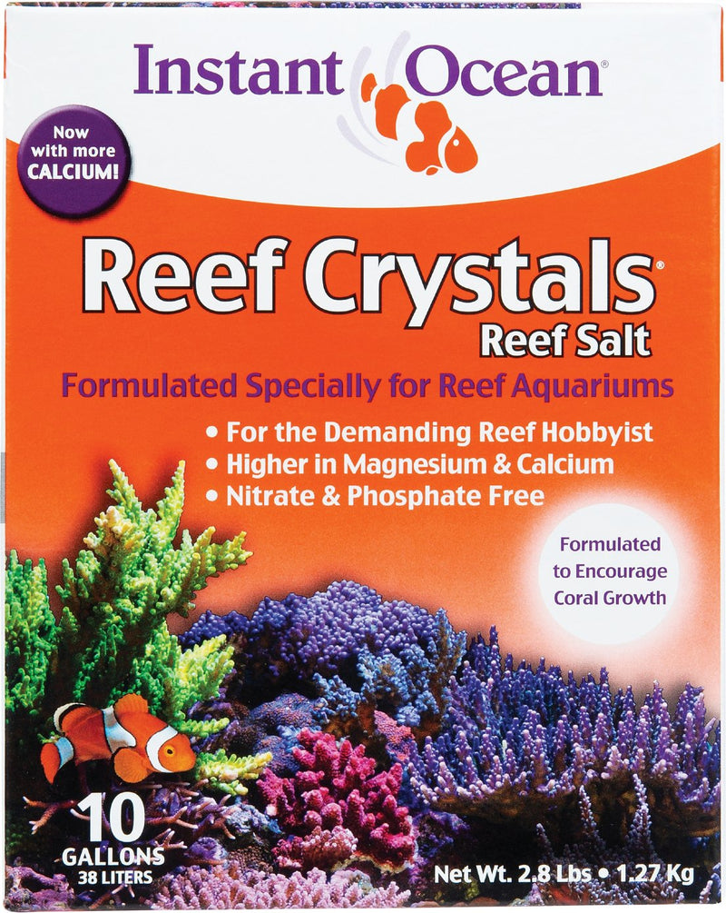 INSTANT OCEAN REEF CRYSTALS REEF SALT MIX