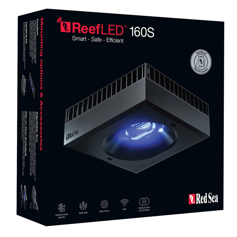RED SEA REEFLED 160S WIFI REEF SPEC LED LIGHT FIXTURE