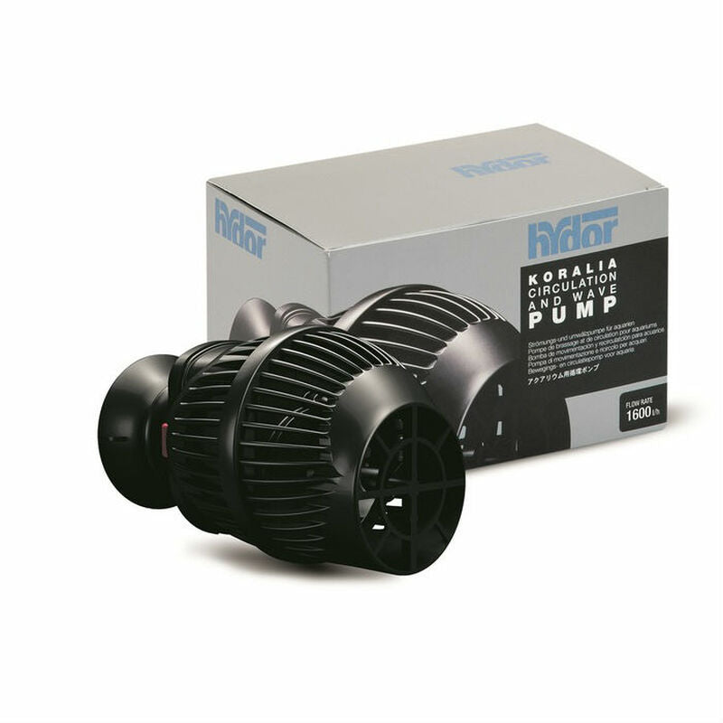 HYDOR KORALIA NANO CIRCULATION PUMP POWERHEAD (565 GPH)