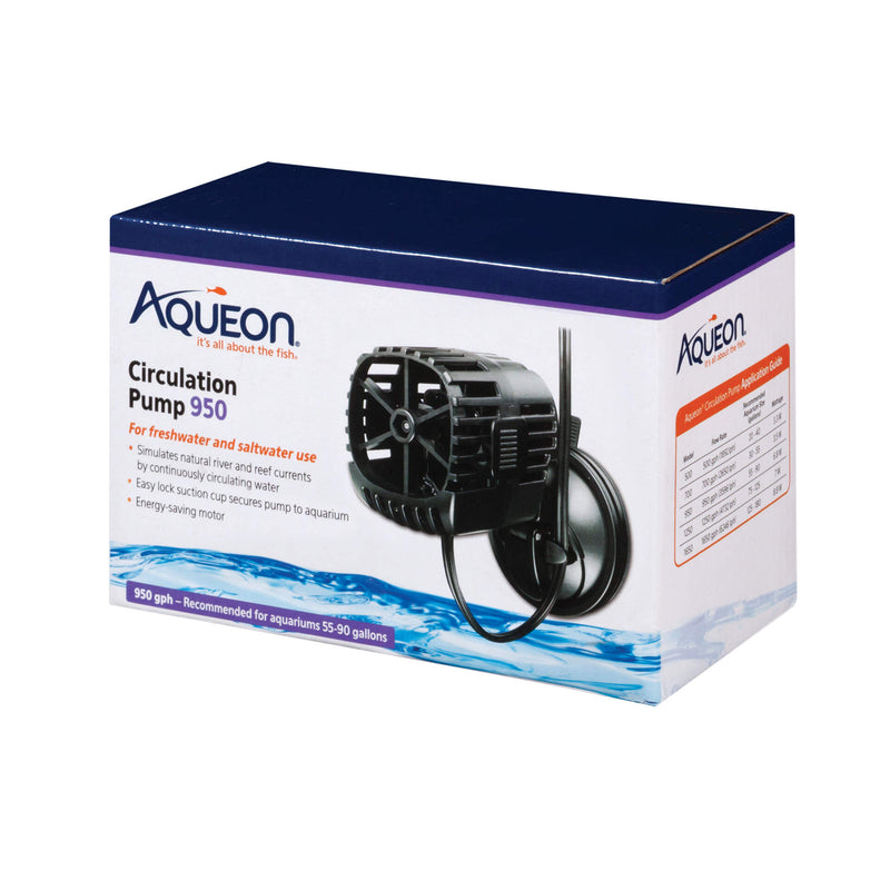 AQUEON CIRCULATION PUMP POWERHEAD 950 GPH (6.8W)