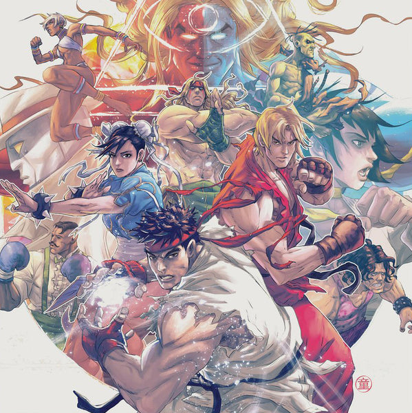 OST — Street Fighter III: The Collection