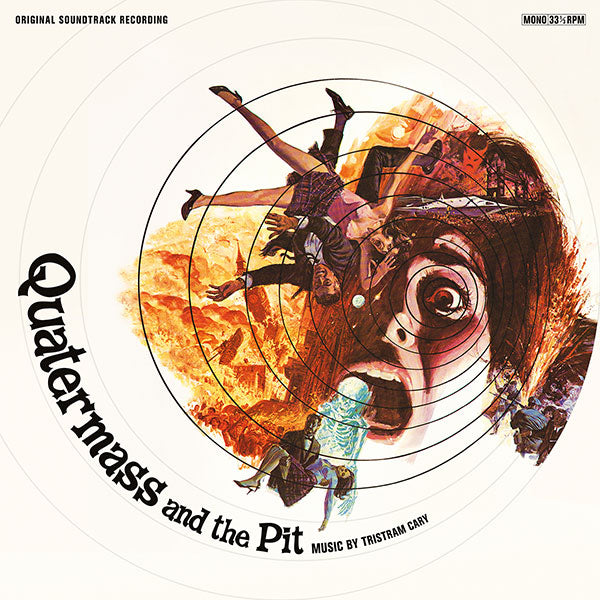 OST — Quatermass And The Pit — Score