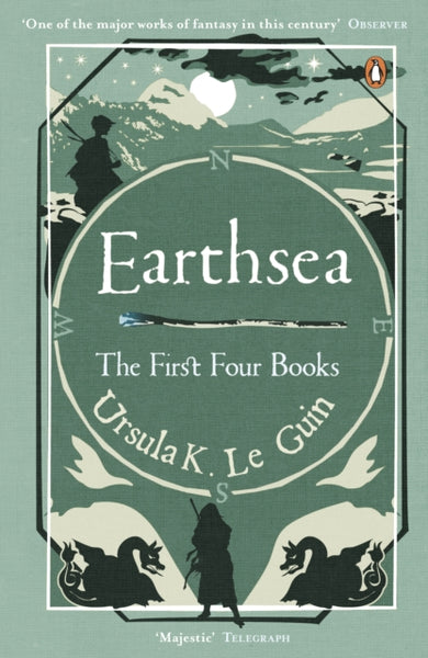 Earthsea : The First Four Books: A Wizard of Earthsea