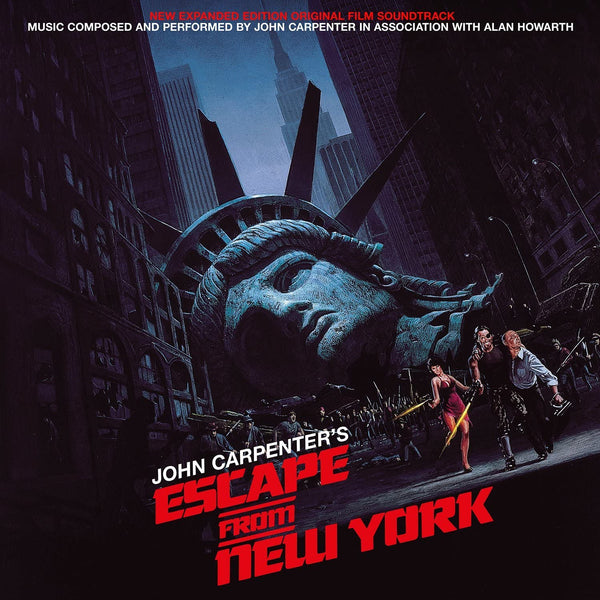 OST — Escape from New York, John Carpenter