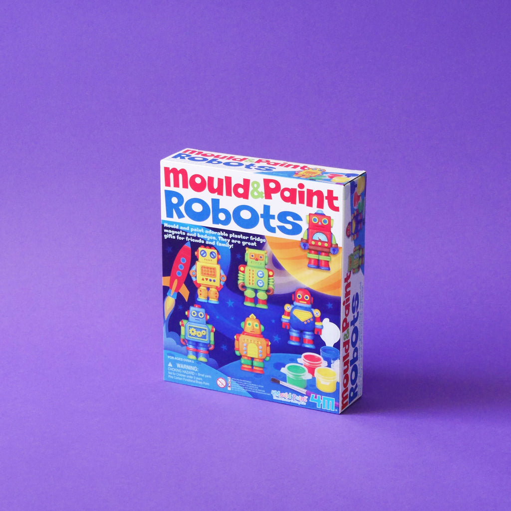 Mould and Paint Robots
