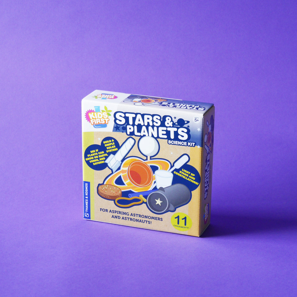 Kids First Stars & Planets