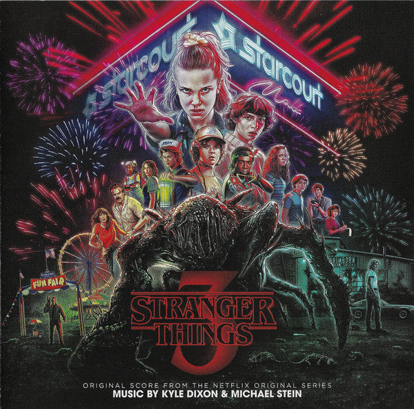 OST — Stranger Things 3