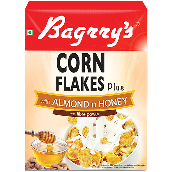 Corn Flakes Plus - Almond and Honey