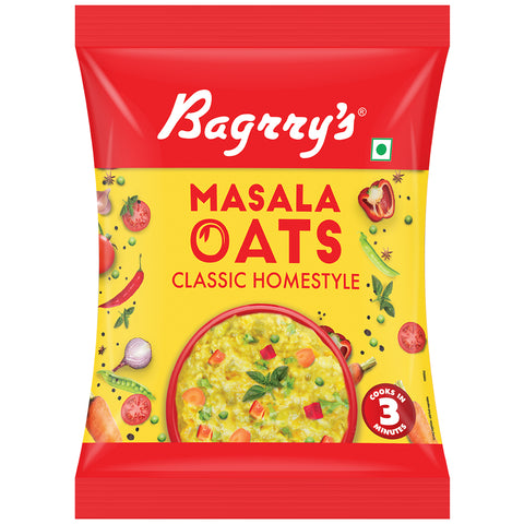 Masala Oats - Classic Homestyle (Pack of 22)
