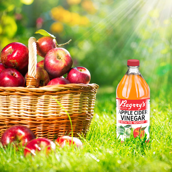 Apple Cider Vinegar - with the 'Mother'