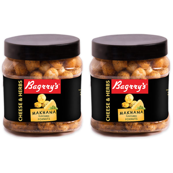 Makhana - Cheese & Herbs (Pack of 2)
