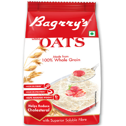 White Oats Pouch 500 GM