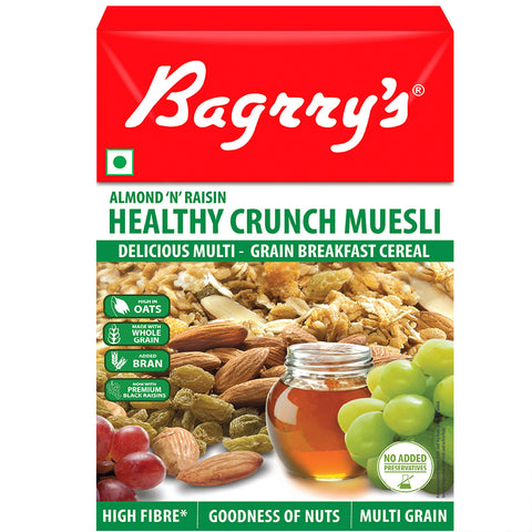 Healthy Crunch Muesli