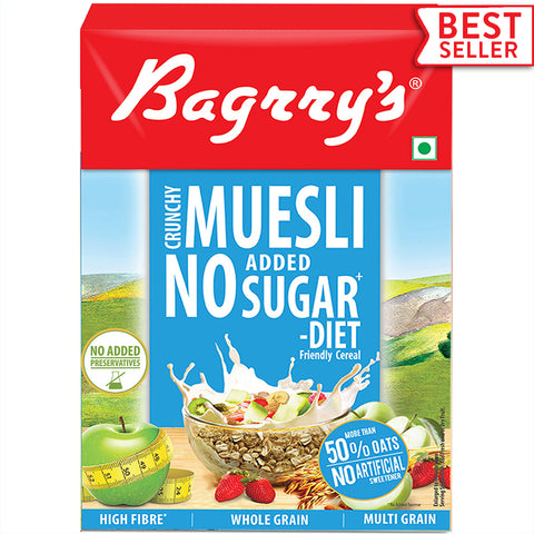 Crunchy Muesli - No Added Sugar