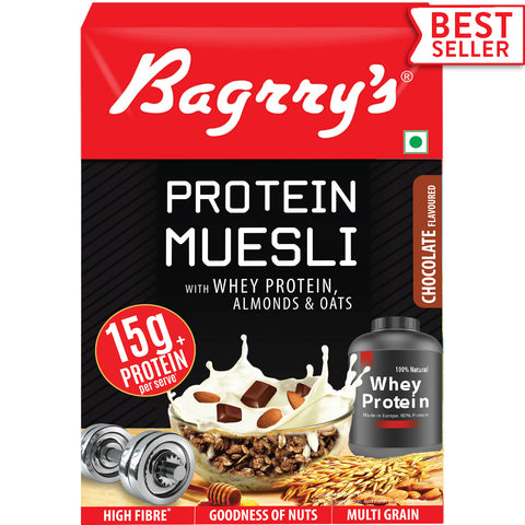 Protein Muesli - Chocolate