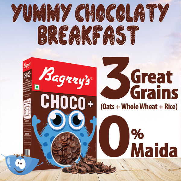 Choco+ with 3 Great Grains