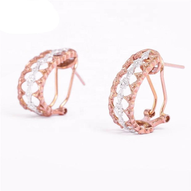 Prime Adore Modern-Vintage Earrings - Prime Adore