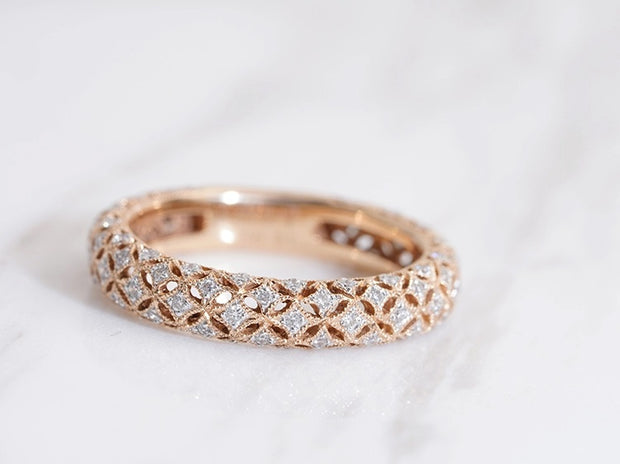 Bohemian Antique Finger Ring - Prime Adore