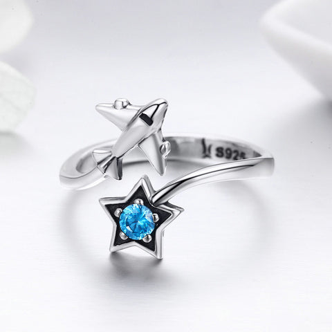Star Travel Ring - Prime Adore