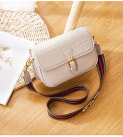 Casual Crocodile Shoulder Bag - Prime Adore