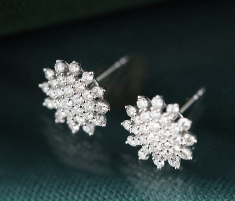 Prime Adore Sunflower Stud Earrings - Prime Adore
