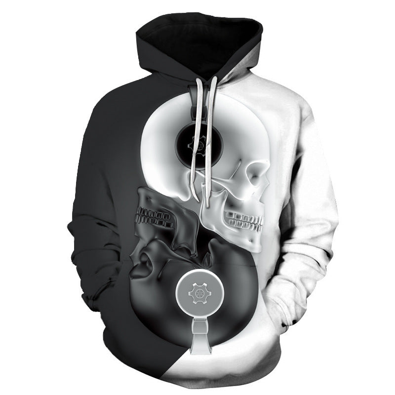 3D Doll Hoodies