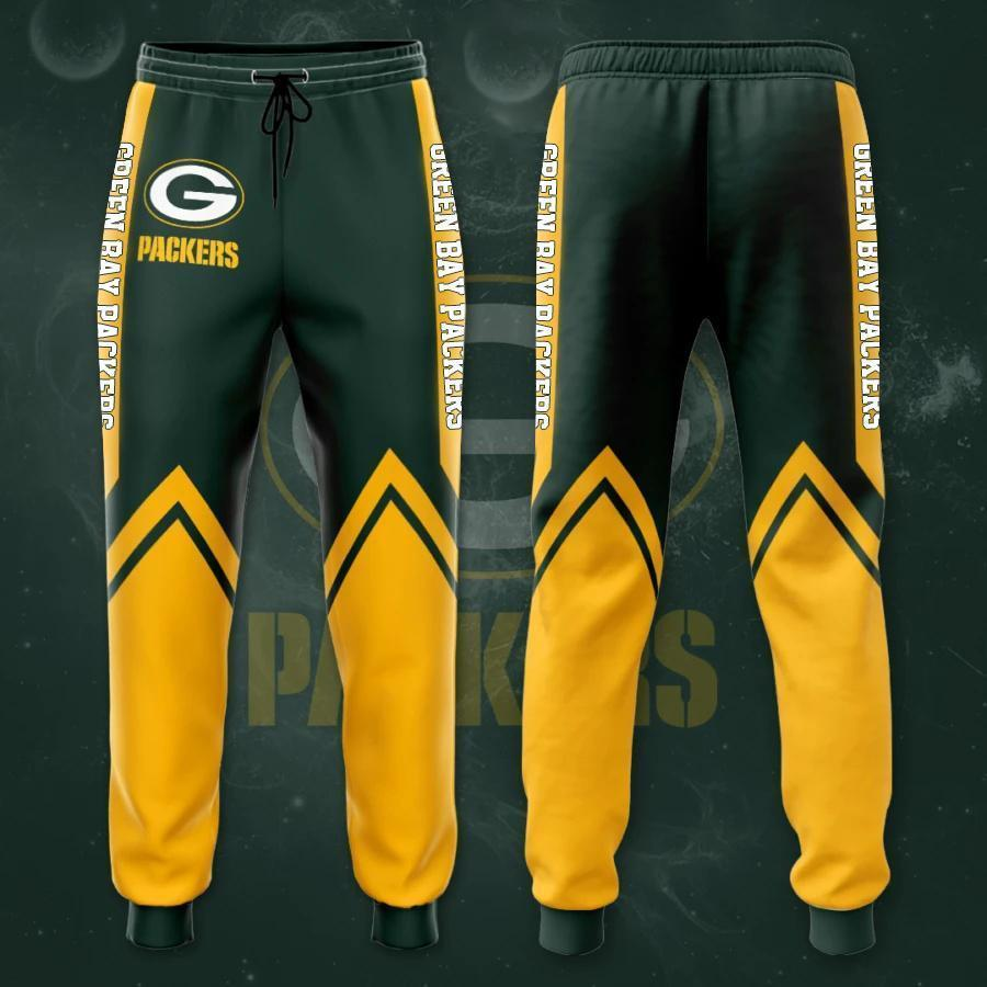 Green Bay Packers 3D Printed pocket Sweatpant