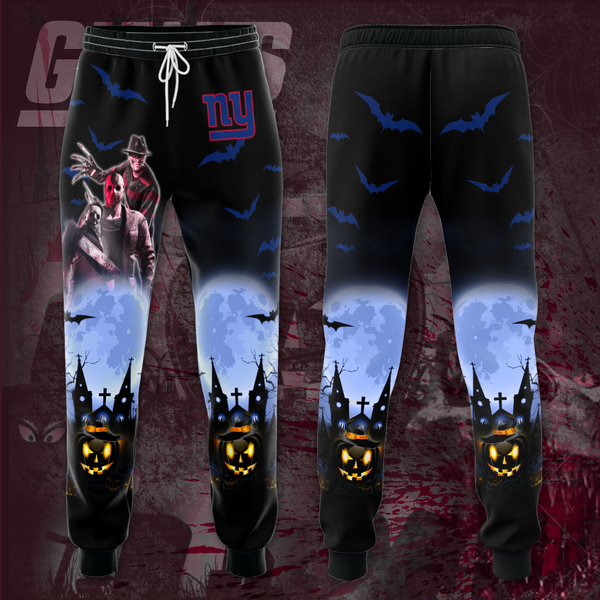 New York Giants 3D Printed pocket Sweatpant