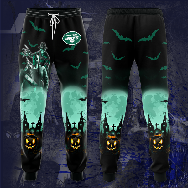 New York Jets 3D Printed pocket Sweatpant