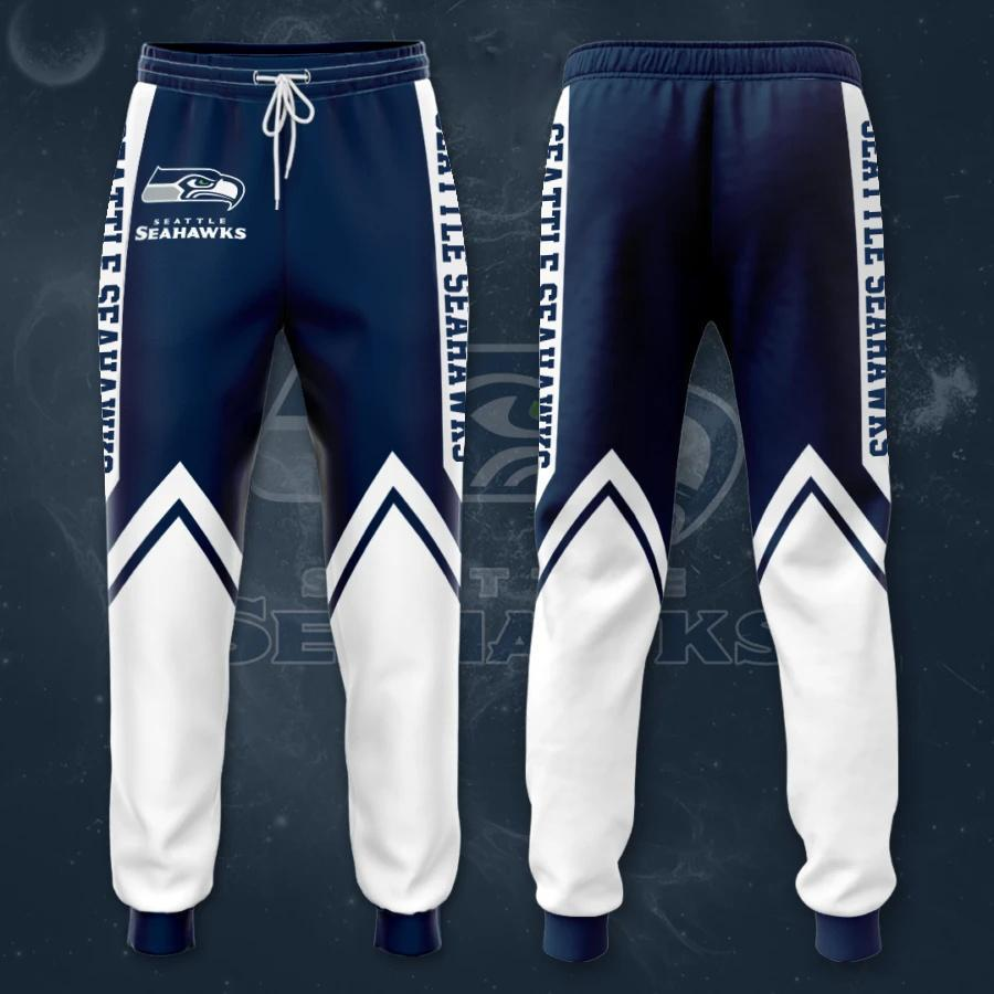 Seattle Seahawks 3D Printed pocket Sweatpant