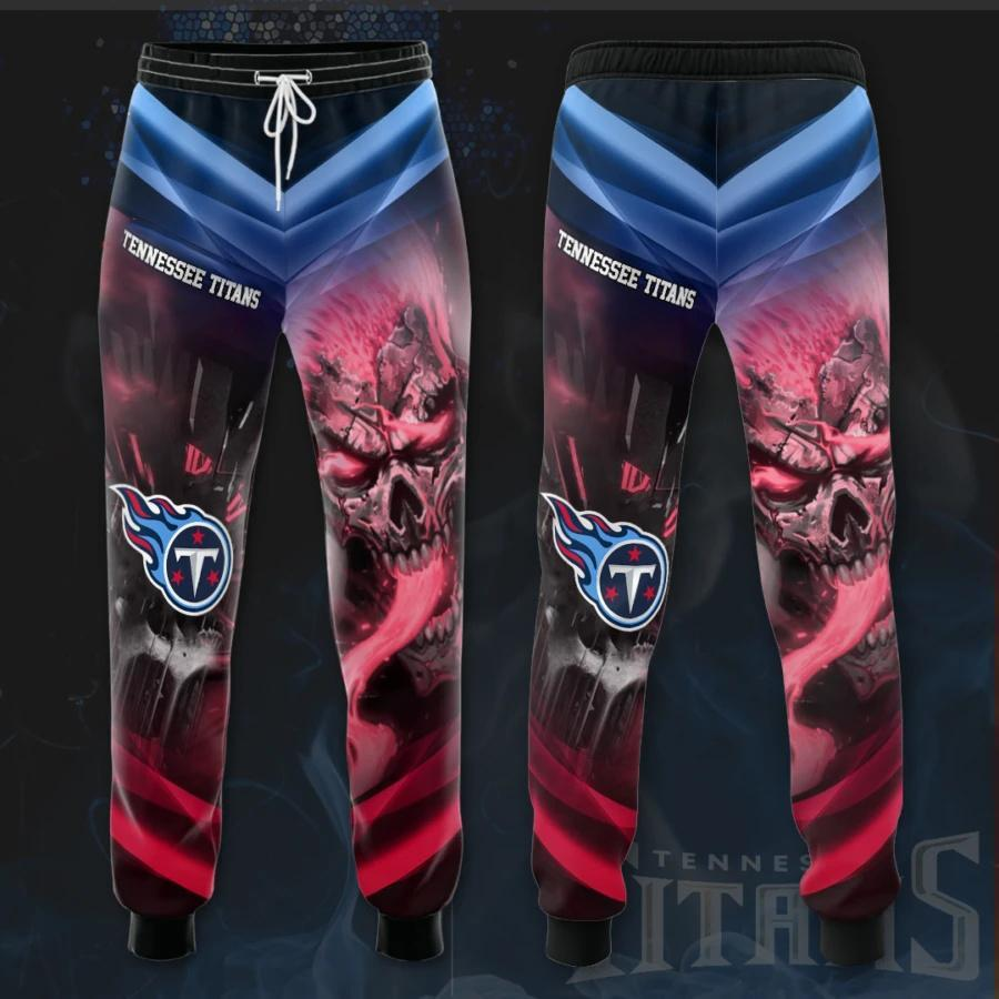 Tennessee Titans 3D Printed pocket Sweatpant