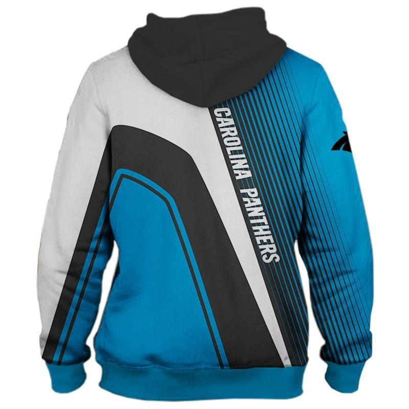 Carolina Panthers Hoodies Cheap 3D Sweatshirt Pullover